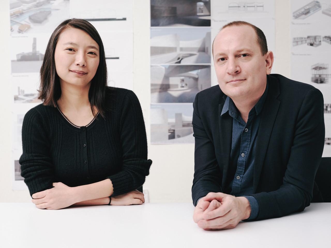 Jing Liu and Florian Idenburg